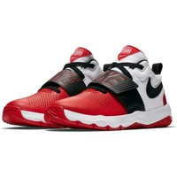 Schoenen Kinderen Basketbal Nike Boys'  Team Hustle D 8 (GS) Basketball Shoe 881941 001 ROJO