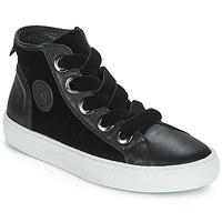 Schoenen Dames Hoge sneakers Pataugas Zally Zwart