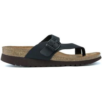 Schoenen Dames Sandalen / Open schoenen Interbios INTERIEUR SANDALEN ALYSA 7119C BLACK