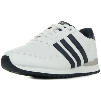Schoenen Heren Sneakers adidas Originals Jogger Cl Wit