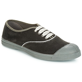 Schoenen Dames Lage sneakers Bensimon TENNIS VELVET PIPING Grijs