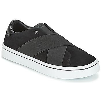 Schoenen Dames Instappers Skechers HI-LITE Zwart