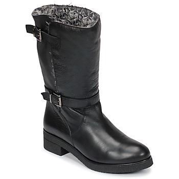 Schoenen Dames Laarzen Unisa DALI Zwart
