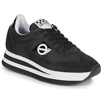 Schoenen Dames Lage sneakers No Name FLEX JOGGER Zwart