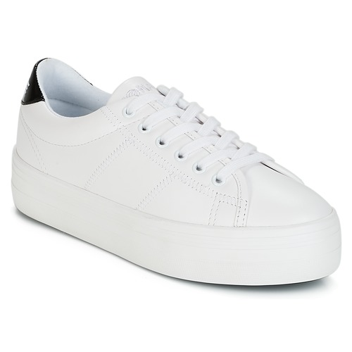 Schoenen Dames Lage sneakers No Name PLATO SNEAKER Wit