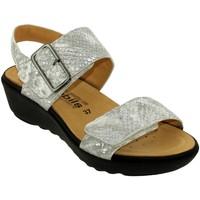 Schoenen Dames Sandalen / Open schoenen Mobils By Mephisto Folina leer grijs