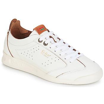 Schoenen Dames Lage sneakers Kickers KICK 18 Wit