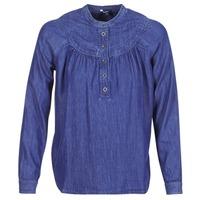 Textiel Dames Tops / Blousjes Pepe jeans ALICIA Blauw