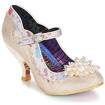 Schoenen Dames pumps Irregular Choice Shoesbury Creme