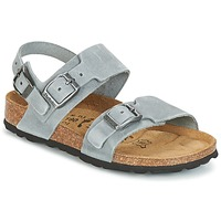 Schoenen Jongens Sandalen / Open schoenen Betula Original Betula Fussbett GLOBAL 2 Grijs
