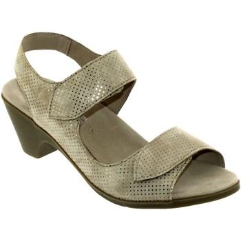 Schoenen Dames Sandalen / Open schoenen Mephisto Cecila Beige