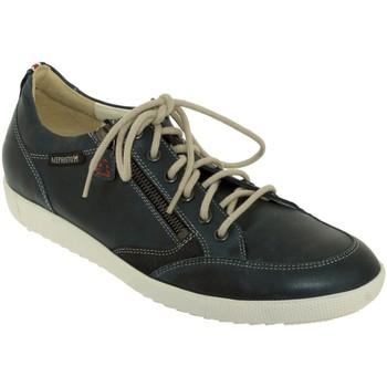 Schoenen Heren Lage sneakers Mephisto UGGO Marineblauw leer