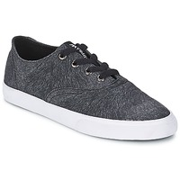 Schoenen Dames Lage sneakers Supra WRAP Zwart / Wit