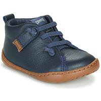 Schoenen Jongens Lage sneakers Camper PEU CAMI Blauw