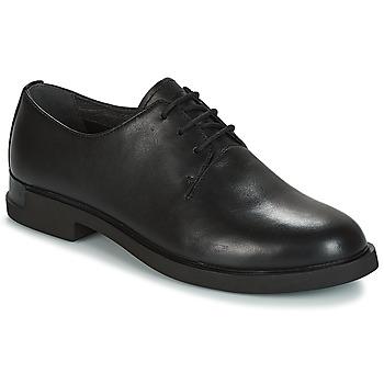 Schoenen Dames Derby Camper IMAN Zwart