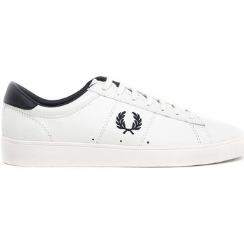 Schoenen Lage sneakers Fred Perry ZAPATILLA SPENCER LEATHER Blanco