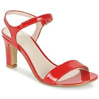 Schoenen Dames Sandalen / Open schoenen Perlato MONDEGO Rood