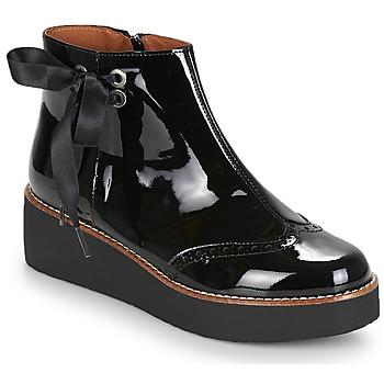 Schoenen Dames Laarzen Fericelli JANDICI Zwart