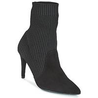 Schoenen Dames Enkellaarzen Fericelli JACOLI Zwart