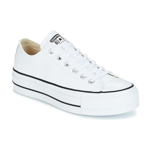CHUCK TAYLOR ALL STAR LIFT CLEAN OX LEATHER