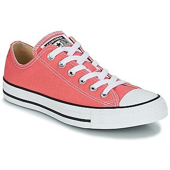 Schoenen Lage sneakers Converse CHUCK TAYLOR ALL STAR OX Oranje / Koraal