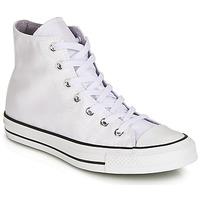 Schoenen Dames Hoge sneakers Converse CHUCK TAYLOR ALL STAR HI Wit / Pailletten