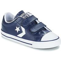 Schoenen Kinderen Lage sneakers Converse STAR PLAYER EV V OX Marine / Wit