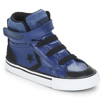 Schoenen Jongens Hoge sneakers Converse PRO BLAZE STRAP HI Blauw