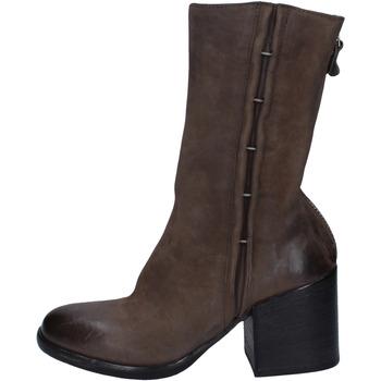 Schoenen Dames Laarzen Moma Enkel Laarzen BY941 ,