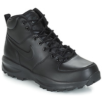 Schoenen Heren Laarzen Nike MANOA LEATHER BOOT Zwart