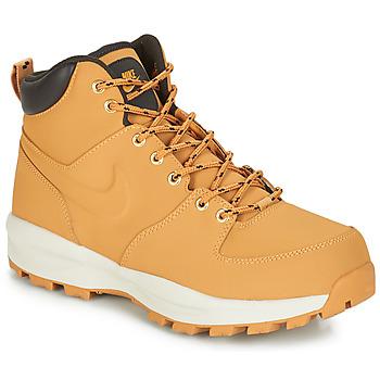 Schoenen Heren Hoge sneakers Nike MANOA LEATHER BOOT Bruin