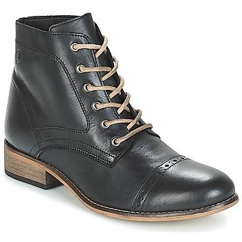 Schoenen Dames Laarzen Betty London FOLIANE Zwart