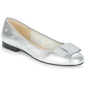 Schoenen Dames Ballerina's Betty London FLORETTE Zilver
