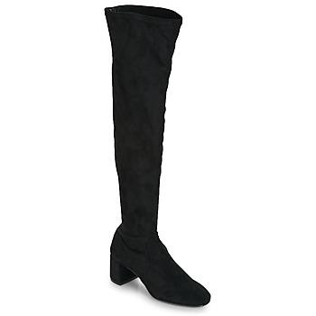 Schoenen Dames Lieslaarzen Betty London JOUBITU Zwart