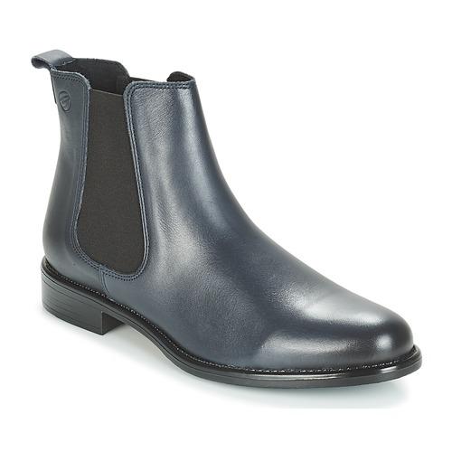 Schoenen Dames Laarzen Betty London NORA Marine