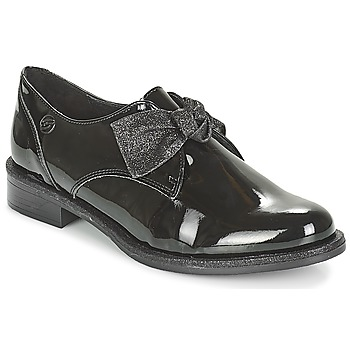 Schoenen Dames Derby Betty London JOHEIN Zwart