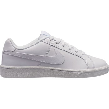 Schoenen Dames Lage sneakers Nike Women's  Court Royale Shoe BLANCO