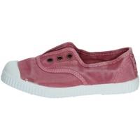 Schoenen Kinderen Lage sneakers Cienta 70777 Rose