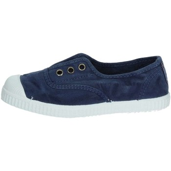 Schoenen Kinderen Lage sneakers Cienta 70777 Blue