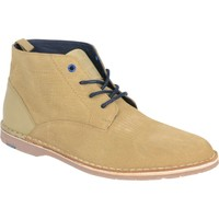 Schoenen Heren Laarzen No Excess Shoes, real leather, boot liguana l khaki Bruin