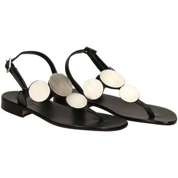 Schoenen Dames Sandalen / Open schoenen Paolo Ferrara LO STILE DI CAPRI Zwart