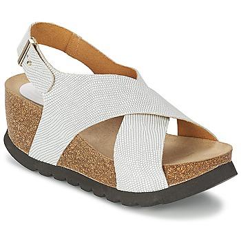 Schoenen Dames Sandalen / Open schoenen Ganadora SARA Wit
