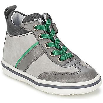 Schoenen Kinderen Hoge sneakers Acebo's ABARNE Grijs