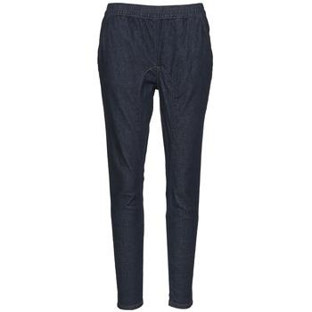 Textiel Dames Losse broeken / Harembroeken Nikita REALITY SLIM Blauw / Brut