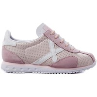 Schoenen Lage sneakers Munich Fashion MINI SAPPORO Rosa