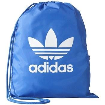 Tassen Tassen   adidas Originals Gymsack Trefoil Blauw
