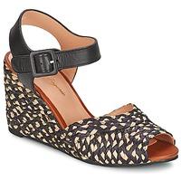 Schoenen Dames Sandalen / Open schoenen Robert Clergerie DISON Zwart
