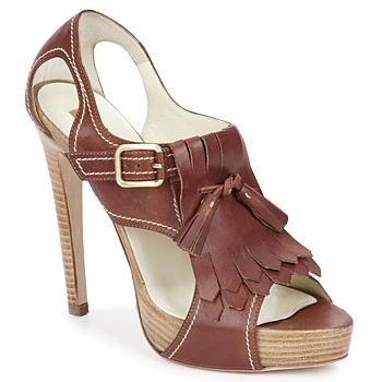 Schoenen Dames Sandalen / Open schoenen Rupert Sanderson MANON Leer