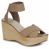Schoenen Dames Sandalen / Open schoenen Belle by Sigerson Morrison ELASTIC Nude