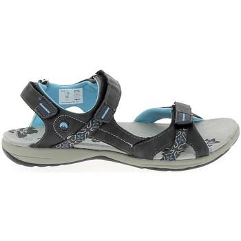Schoenen Dames Sandalen / Open schoenen Elementerre Curcuma Gris Grijs